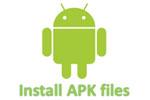 Установка игр и приложений в Android