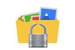Как установить на папку пароль
