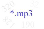 Уменьшаем битрейт mp3