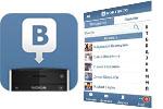 Nokia приложение для VKontakte