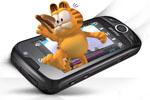 Смартфон с 3D экраном от Samsung