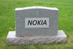 Nokia больше нет
