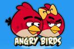 Angry Birds наблюдают за пользователем