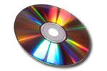 Раздел Запись CD/DVD