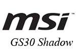 ноутбук GS30 Shadow
