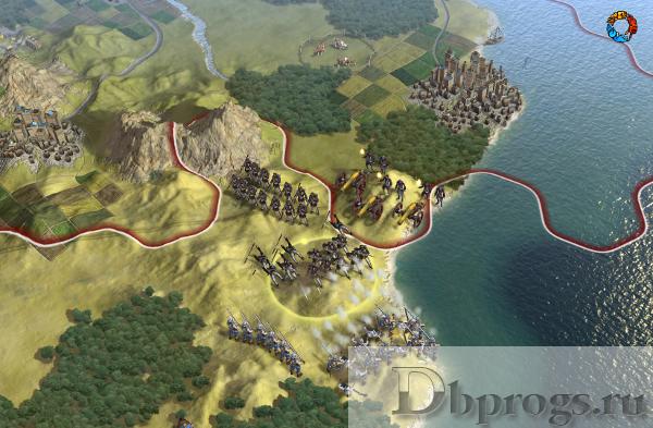 Civilization - пошаговая стратегия