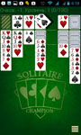 Снимок Solitaire Champion HD