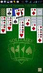 Скриншот Solitaire Champion HD