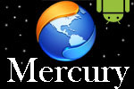 Mercury Browser скачать