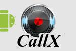 CallX запись разговоров