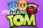 Говорящий кот Том iPhone