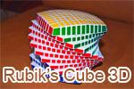 Cubiks Rube 3D