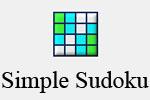 Simple Sudoku скачать