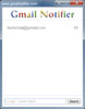 Снимок Gmail Notifier