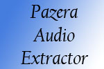 Pazera Free Audio Extractor
