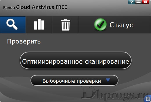 Снимок Panda Cloud Antivirus Free