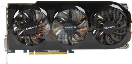 Gigabyte Radeon HD 7950 WindForce 3