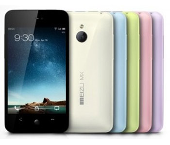 4-x ядерный Android Meizu MX Quad-core