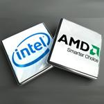 AMD и Intel на рынке микропроцессоров